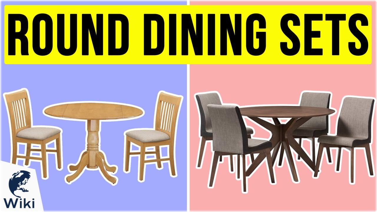 10 Best Round Dining Sets