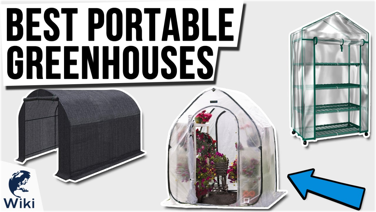 10 Best Portable Greenhouses