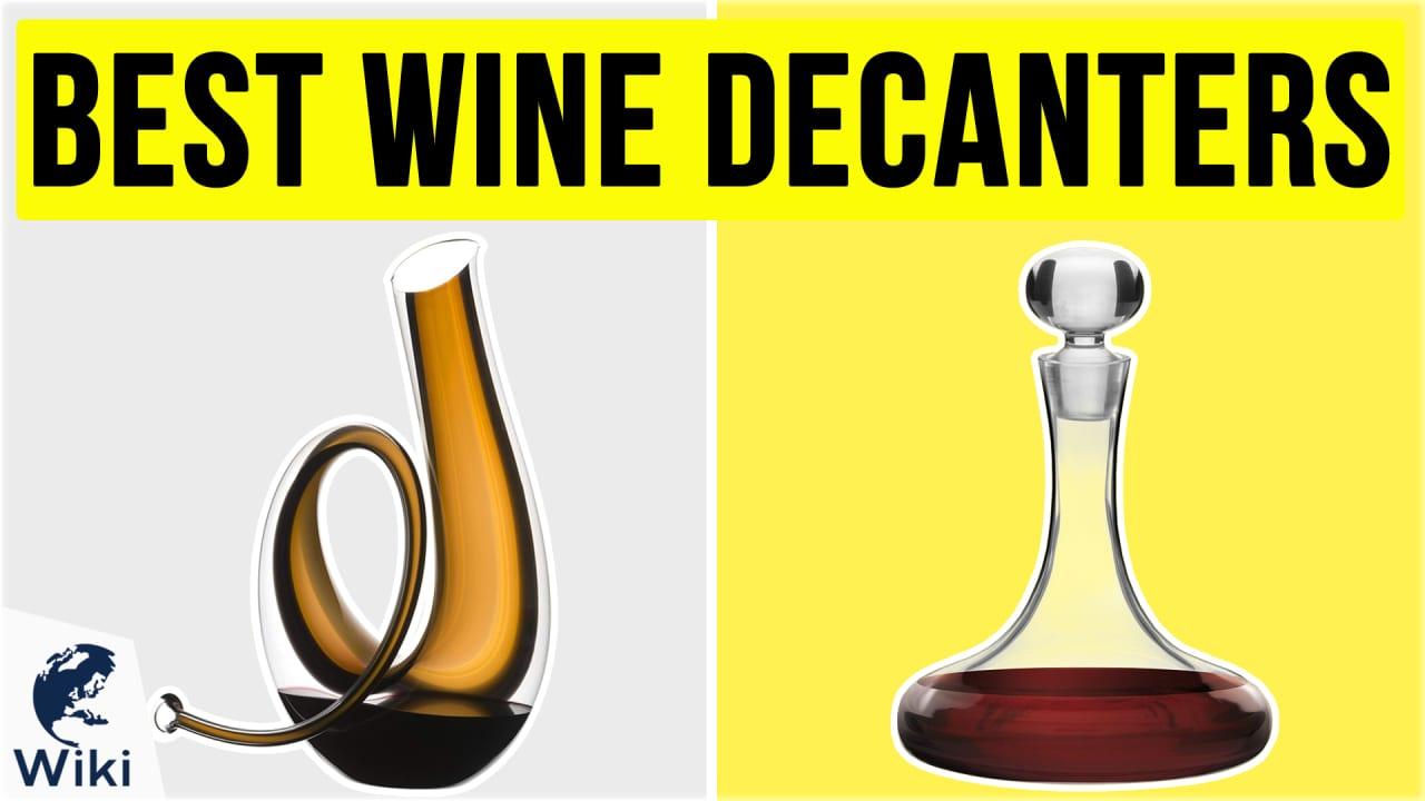 10 Best Wine Decanters