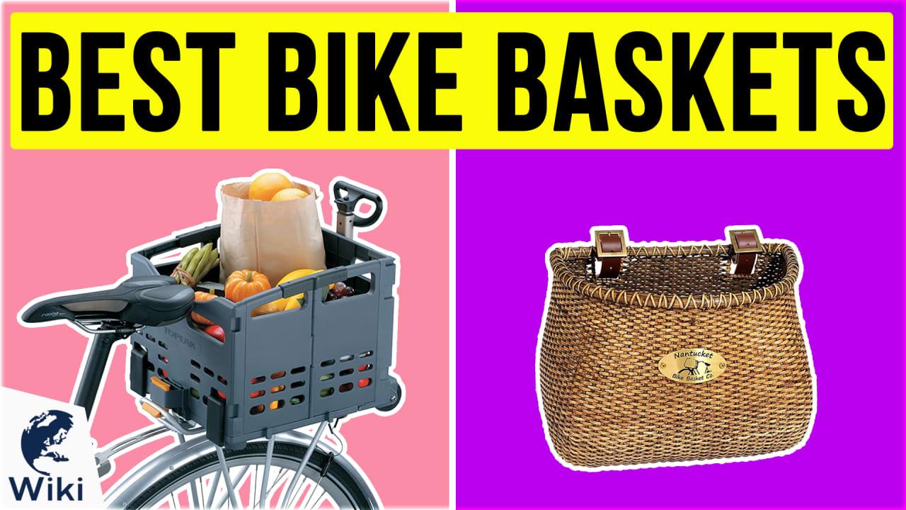 10 Best Bike Baskets
