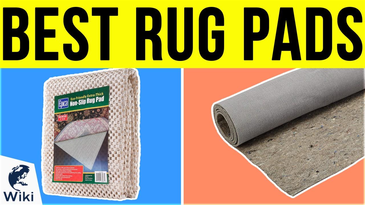 10 Best Rug Pads