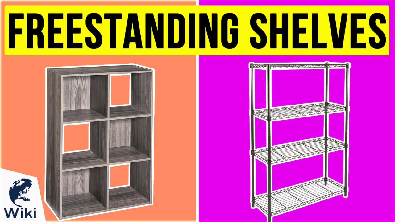 10 Best Freestanding Shelves