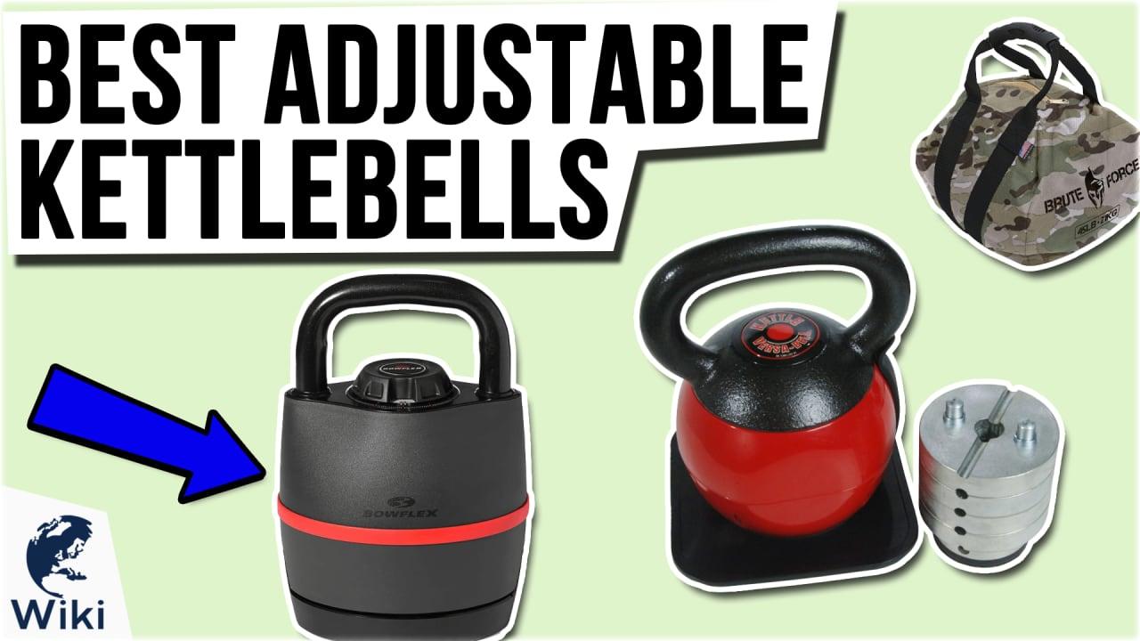 9 Best Adjustable Kettlebells