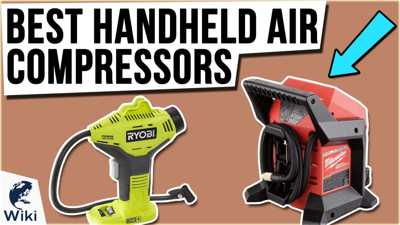 10 Best Handheld Air Compressors