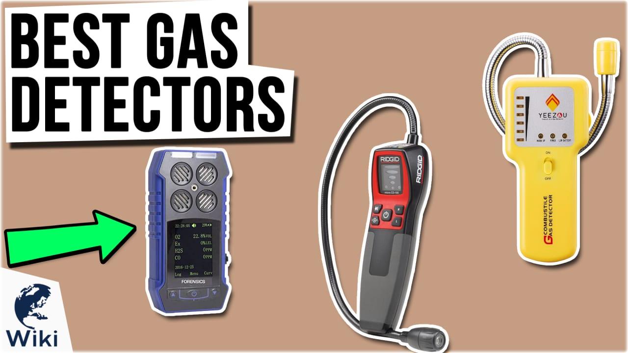 10 Best Gas Detectors