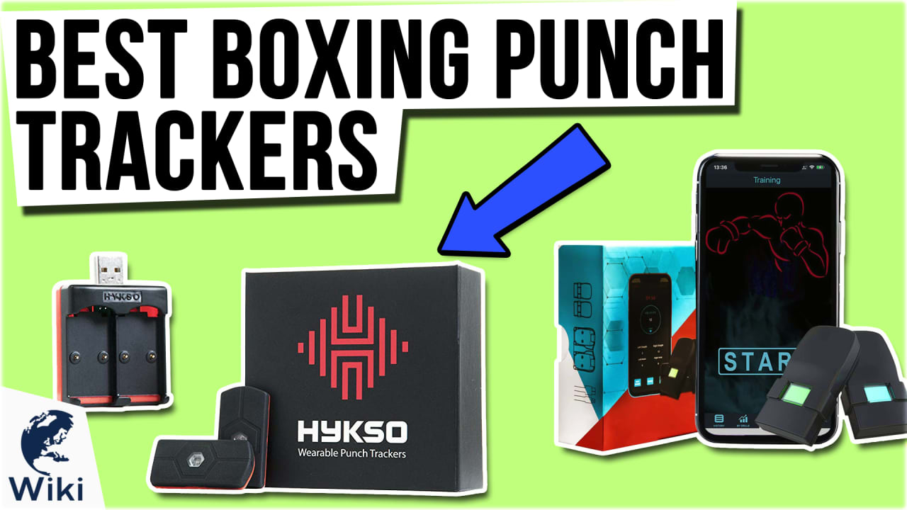 6 Best Boxing Punch Trackers