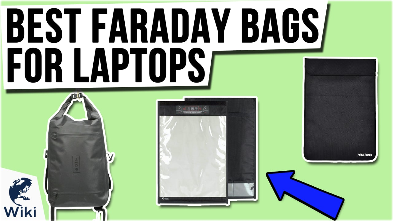 10 Best Faraday Bags For Laptops