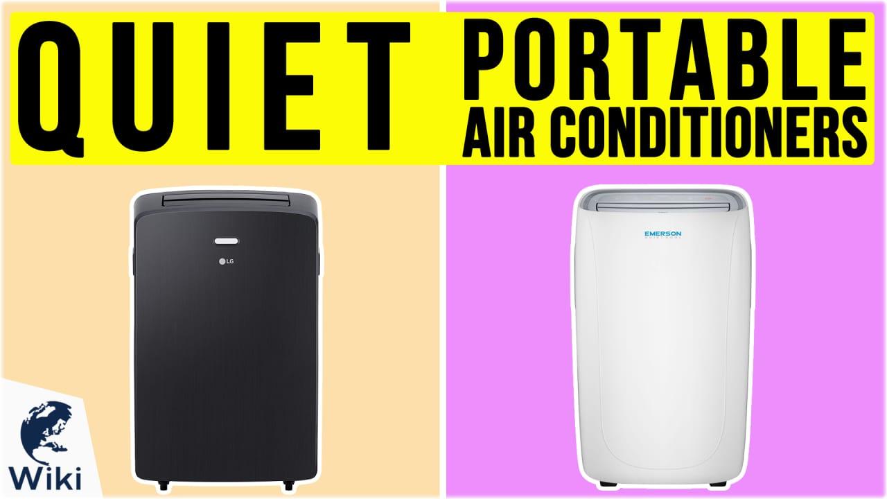 7 Best Quiet Portable Air Conditioners