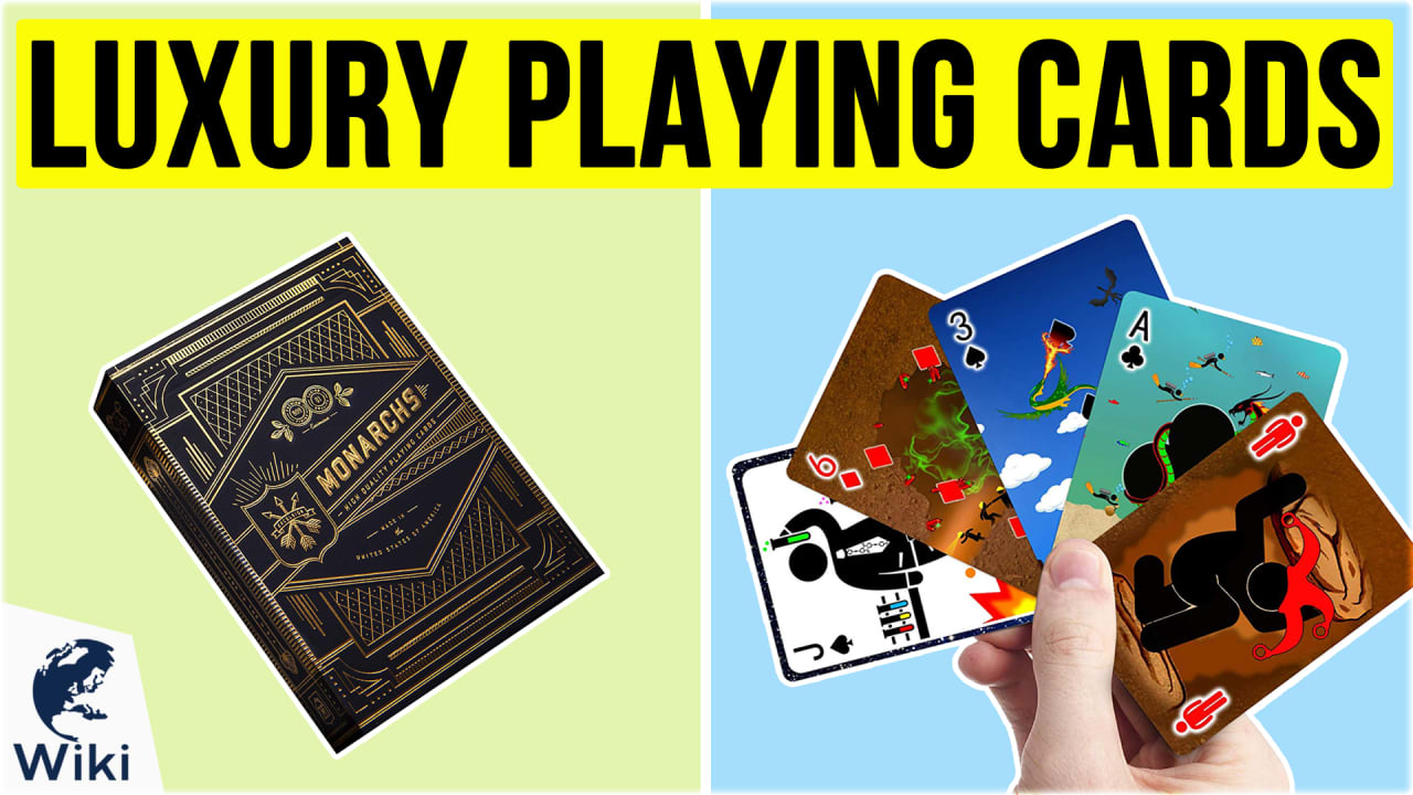 10 Best Luxury Playing Cards