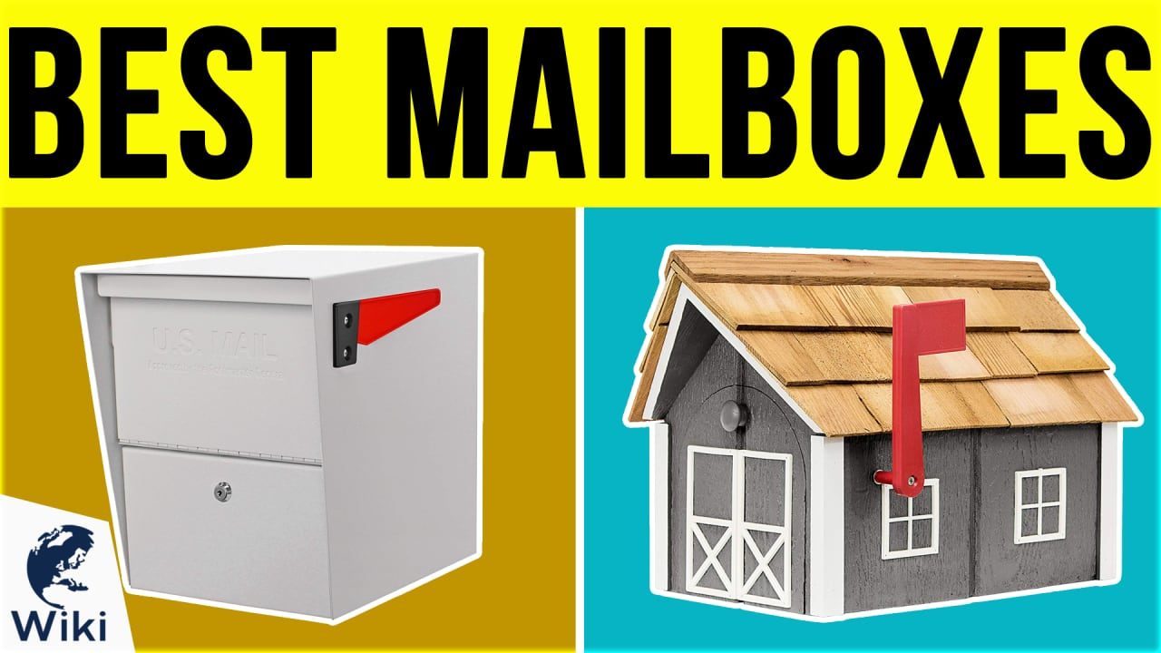 10 Best Mailboxes
