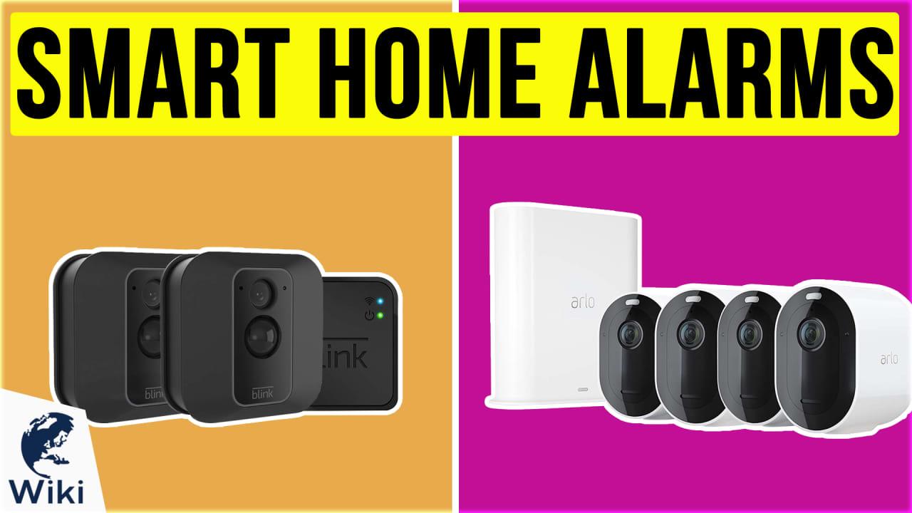 10 Best Smart Home Alarms