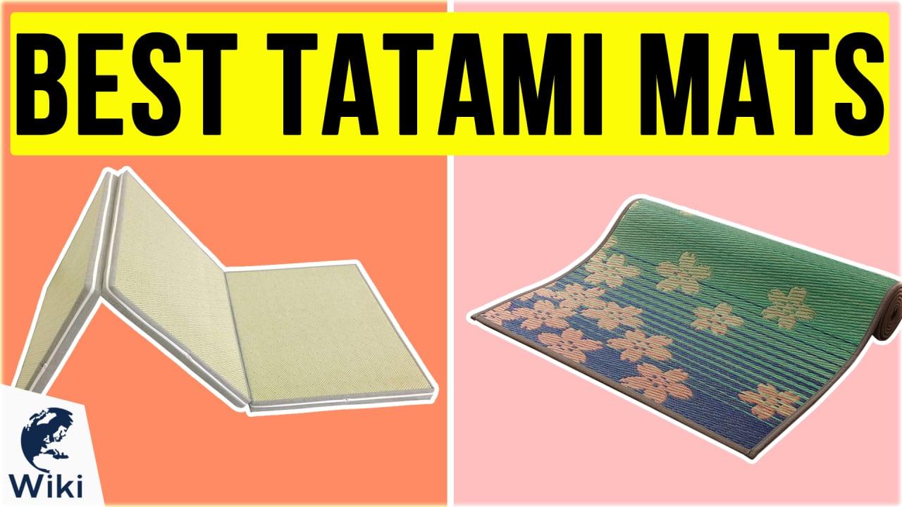10 Best Tatami Mats