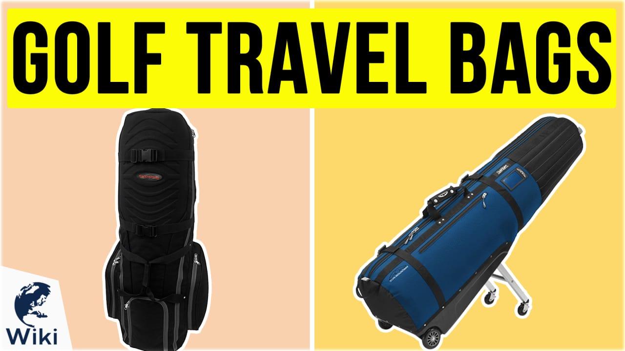 10 Best Golf Travel Bags