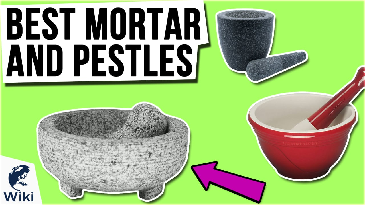 10 Best Mortar And Pestles