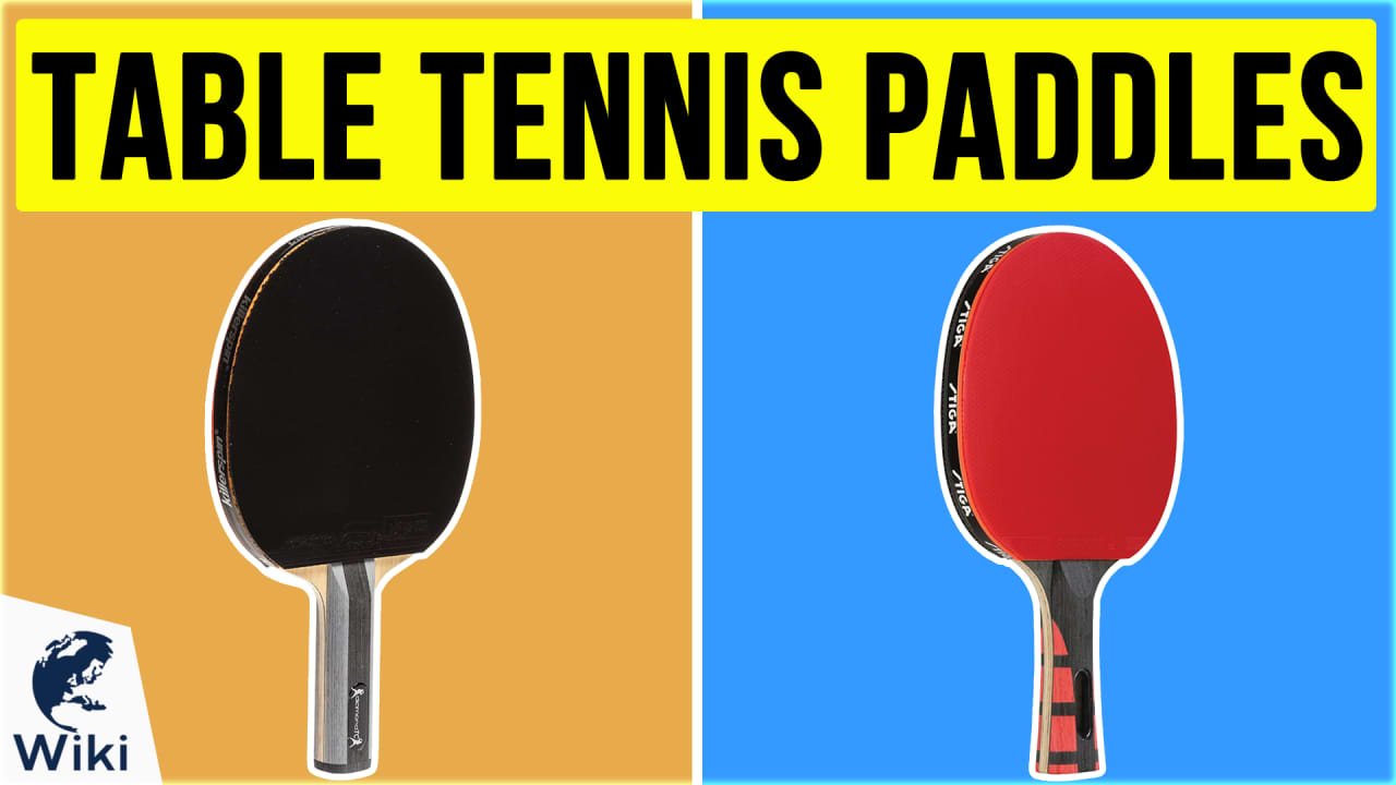10 Best Table Tennis Paddles