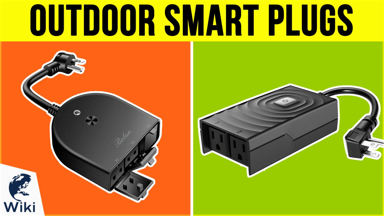 10 Best Outdoor Smart Plugs