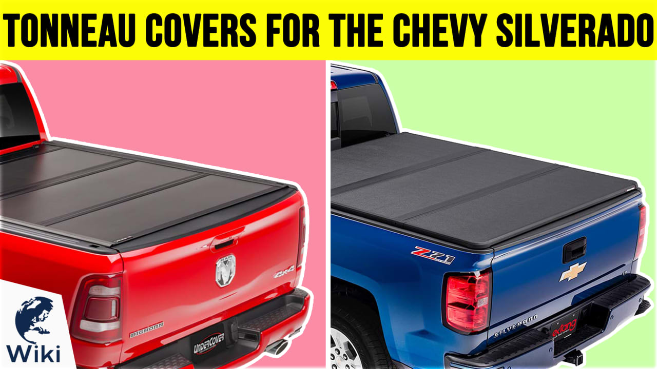 10 Best Tonneau Covers For The Chevy Silverado
