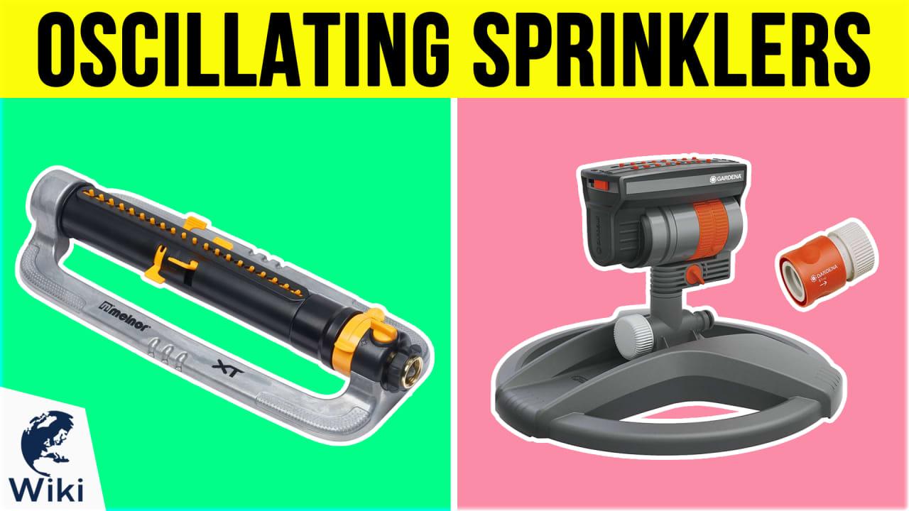 10 Best Oscillating Sprinklers
