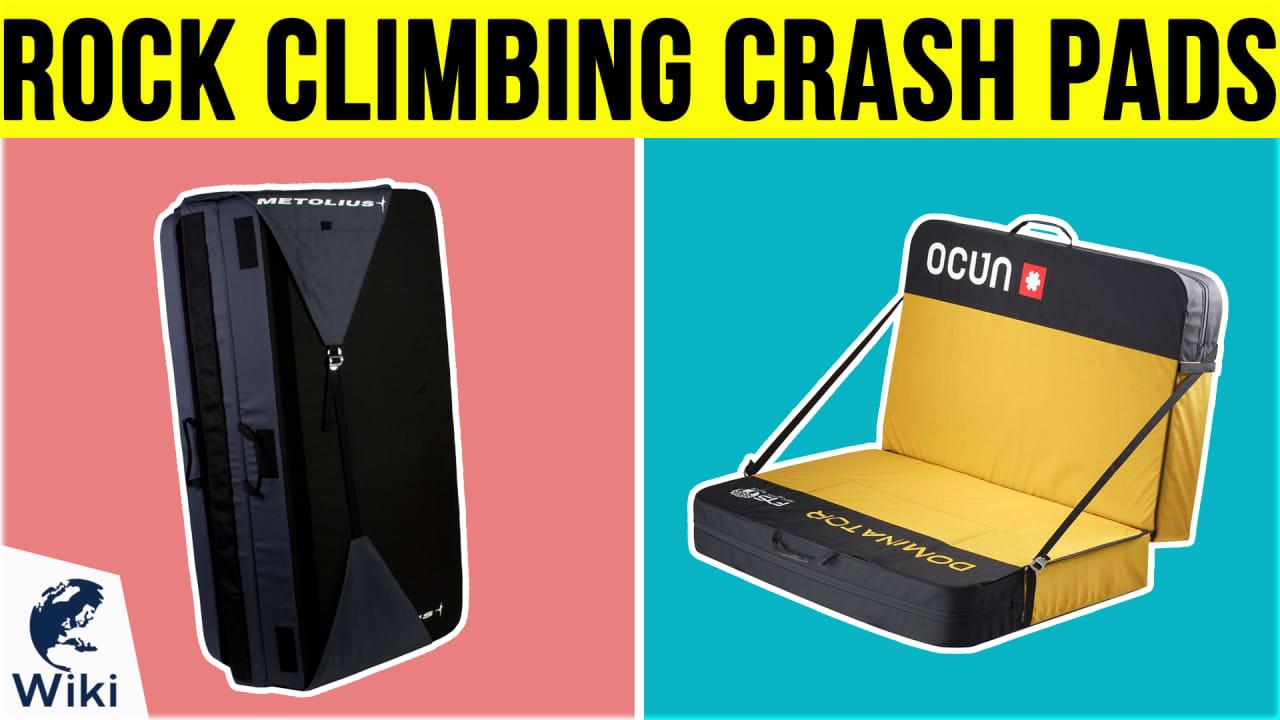 10 Best Rock Climbing Crash Pads