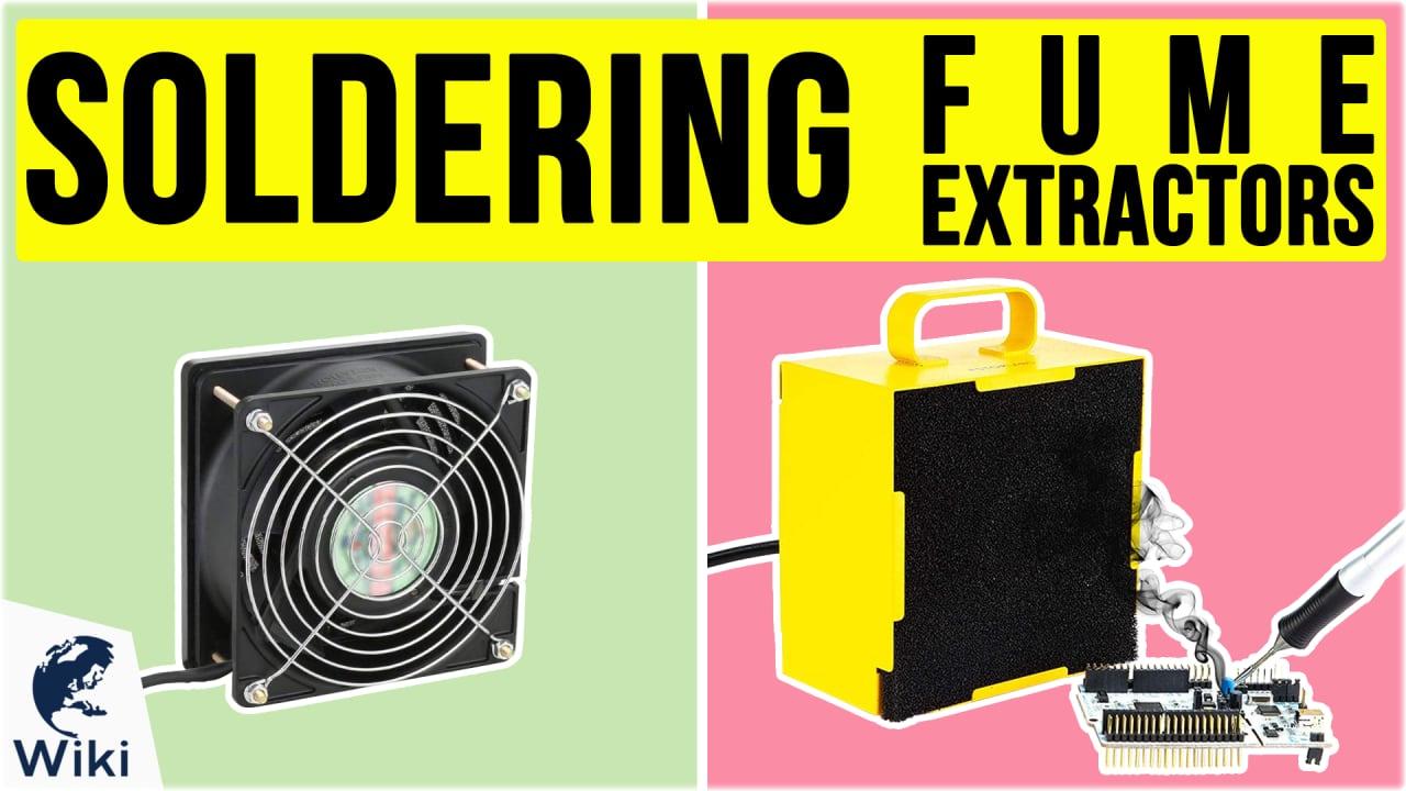 10 Best Soldering Fume Extractors