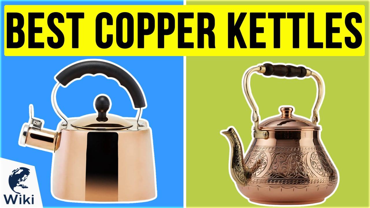 8 Best Copper Kettles