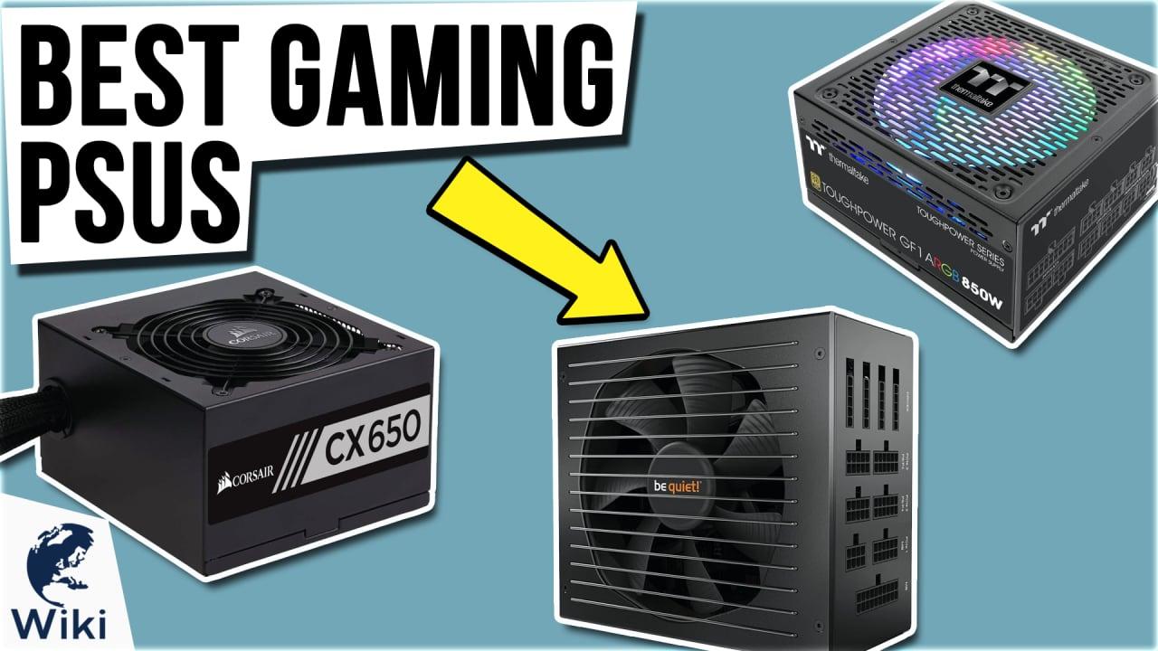 8 Best Gaming PSUs