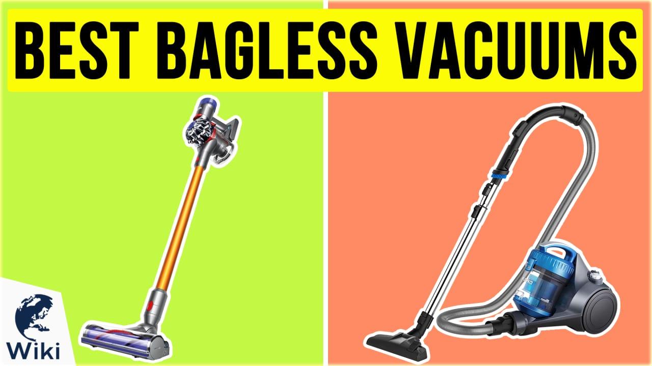 10 Best Bagless Vacuums