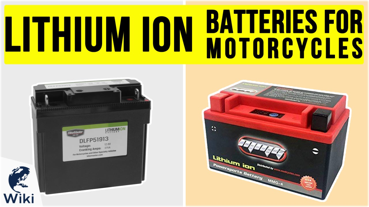 7 Best Lithium Ion Batteries For Motorcycles