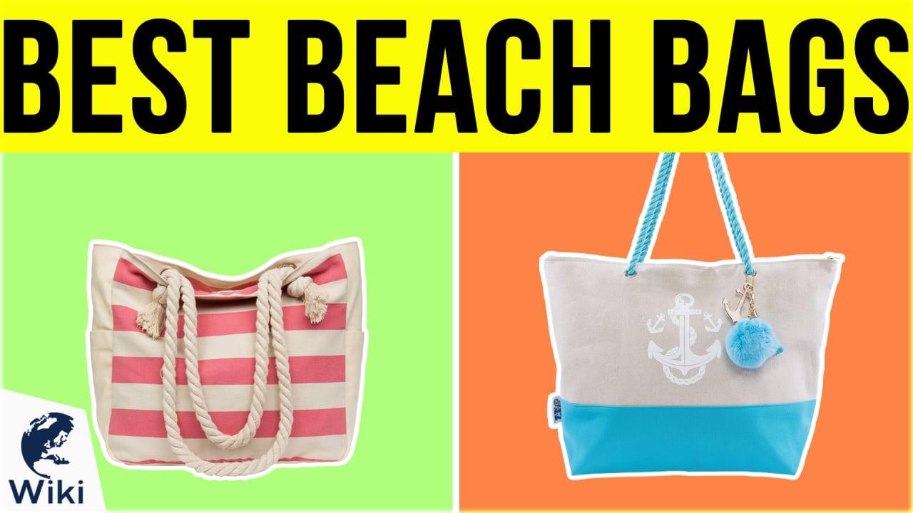 10 Best Beach Bags