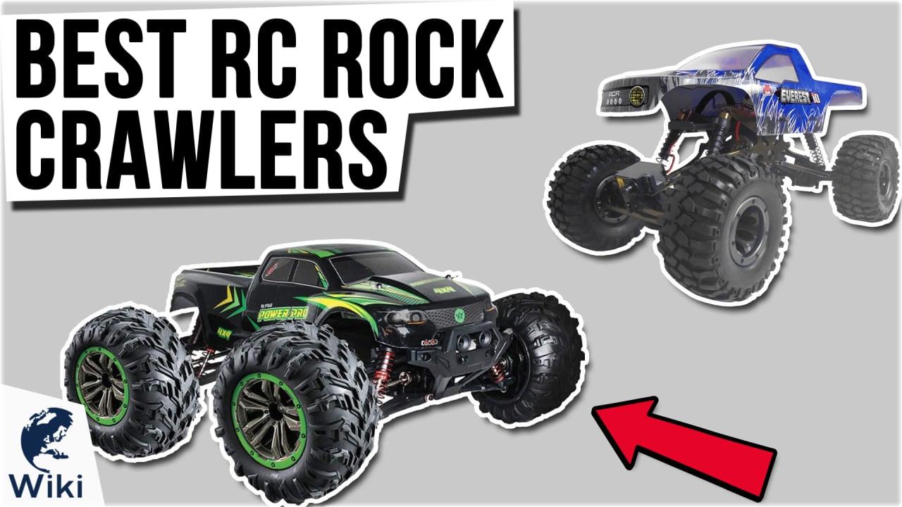 10 Best RC Rock Crawlers