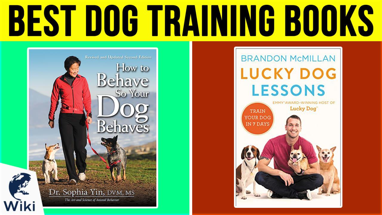 10 Best Dog Training Books