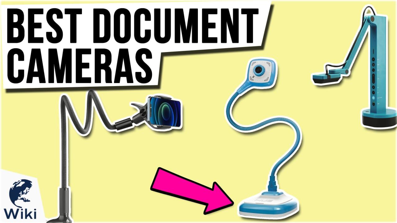 9 Best Document Cameras