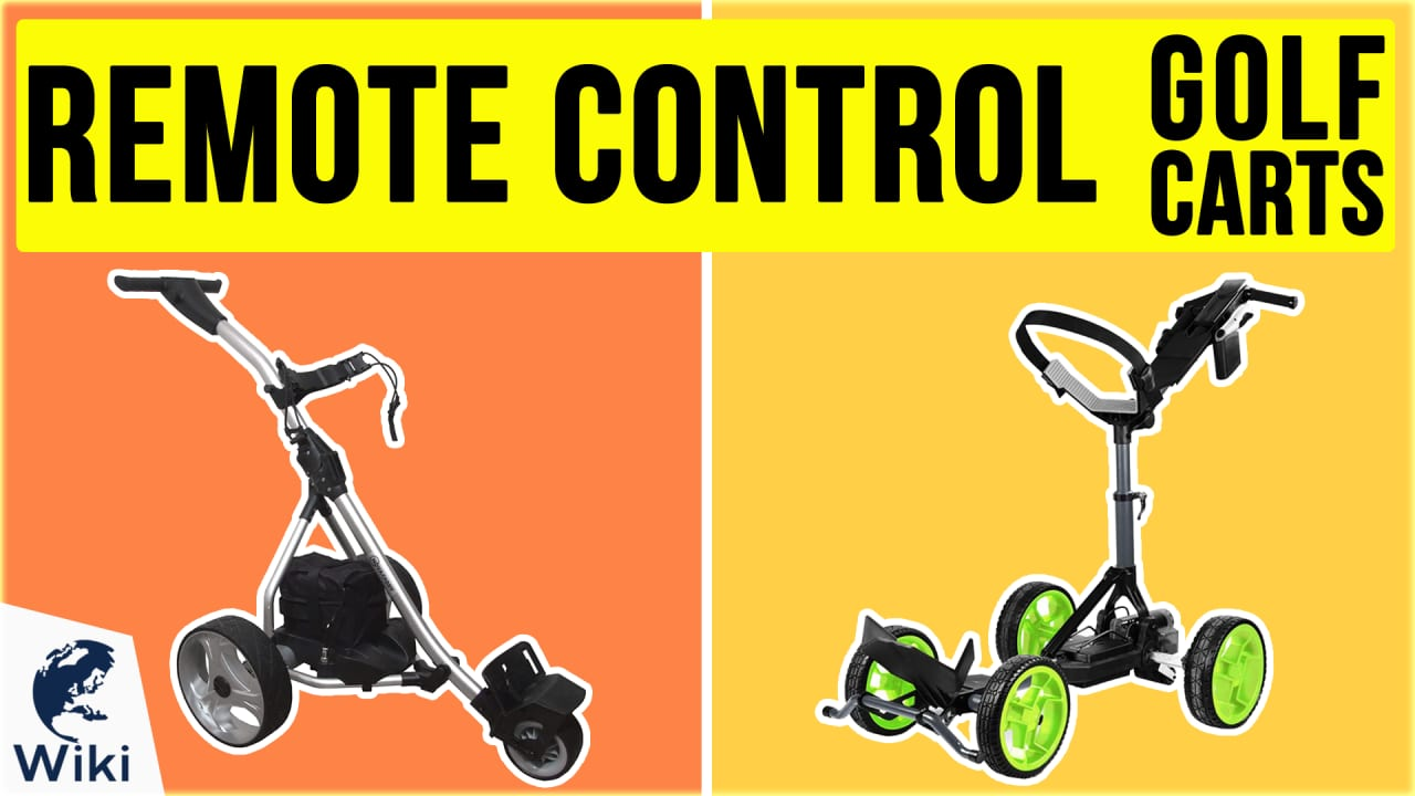 9 Best Remote Control Golf Carts