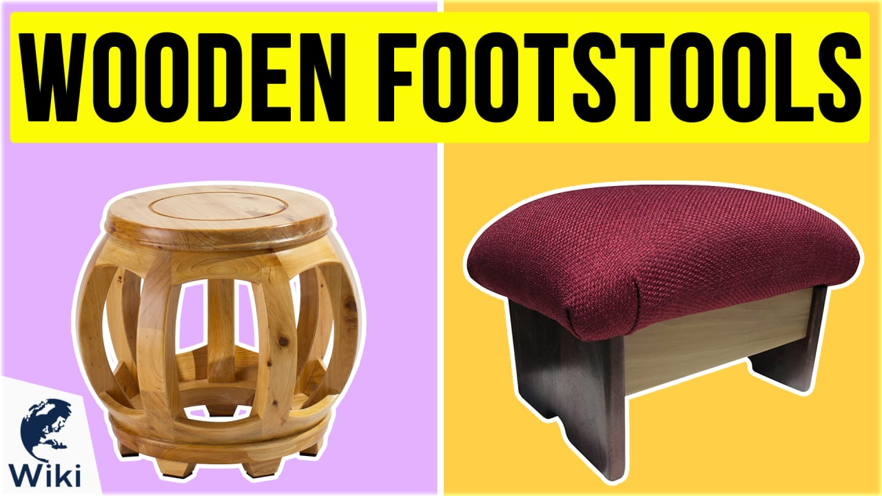 10 Best Wooden Footstools