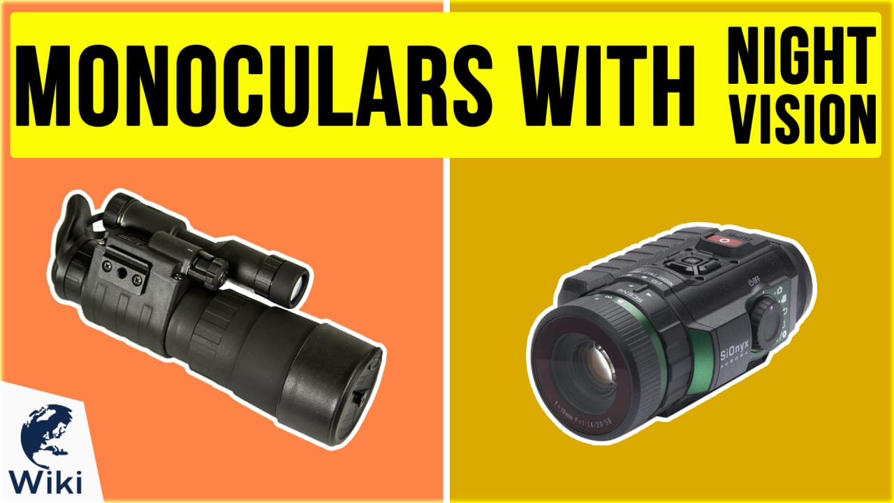 10 Best Monoculars With Night Vision