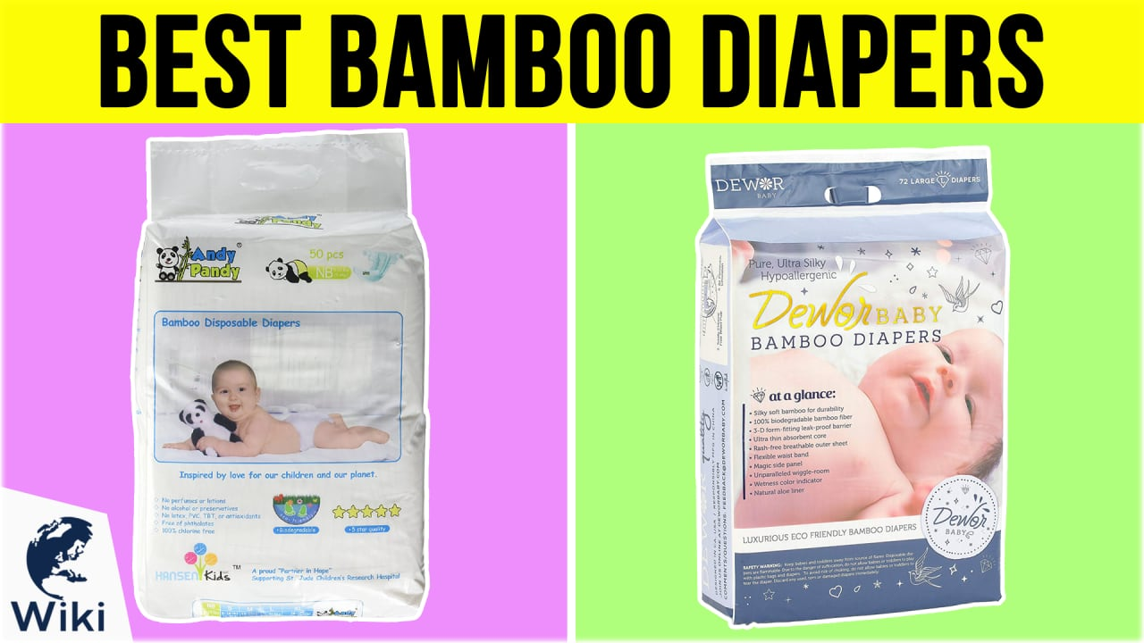 9 Best Bamboo Diapers