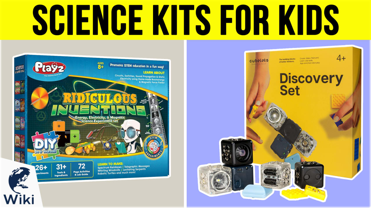 10 Best Science Kits For Kids