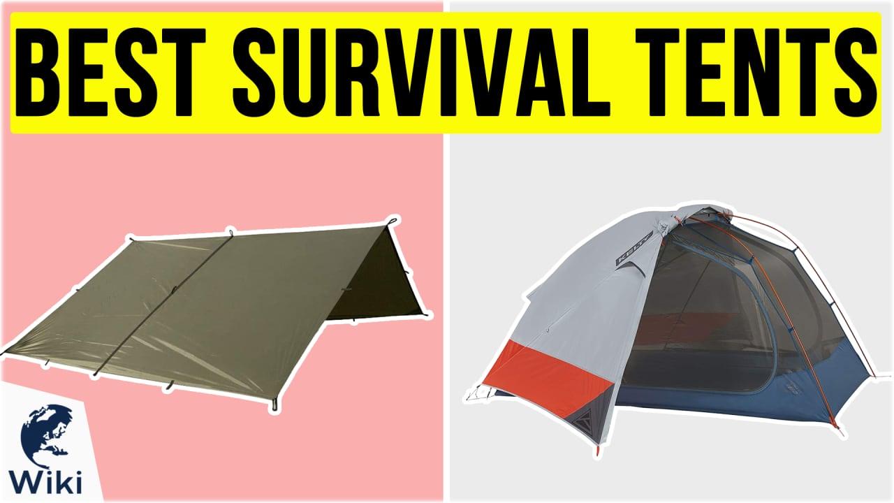 10 Best Survival Tents