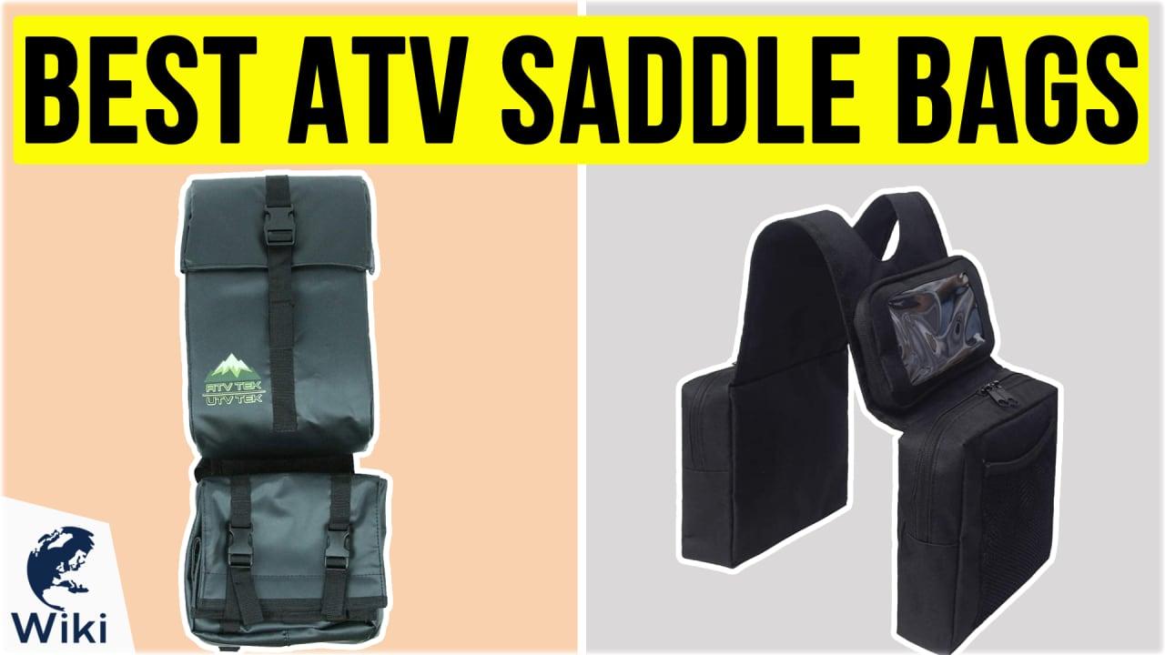 10 Best ATV Saddle Bags