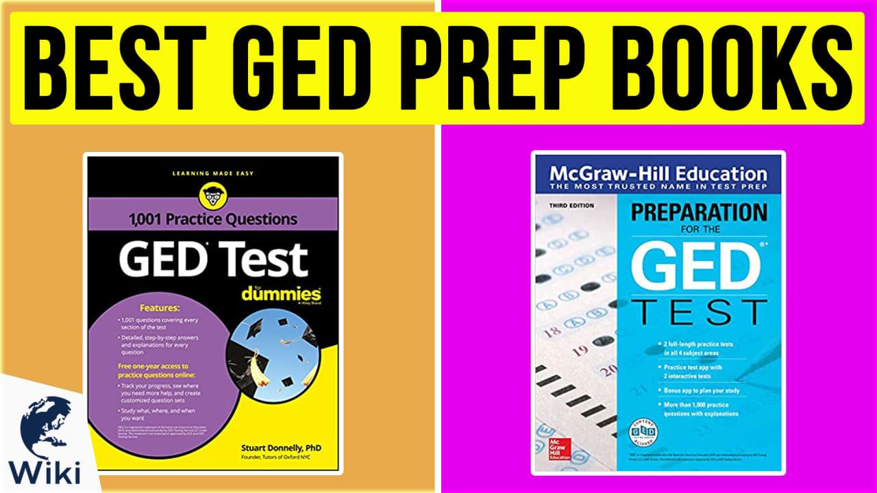 10 Best GED Prep Books