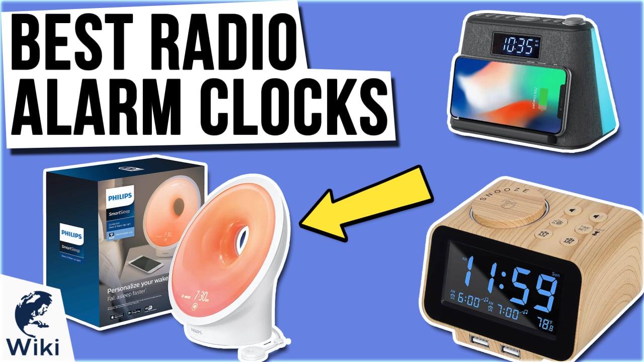 10 Best Radio Alarm Clocks