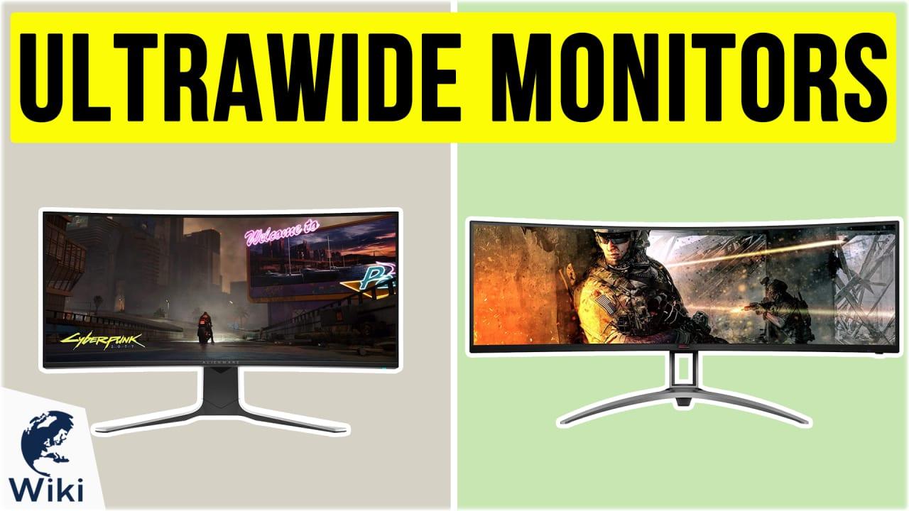 10 Best Ultrawide Monitors