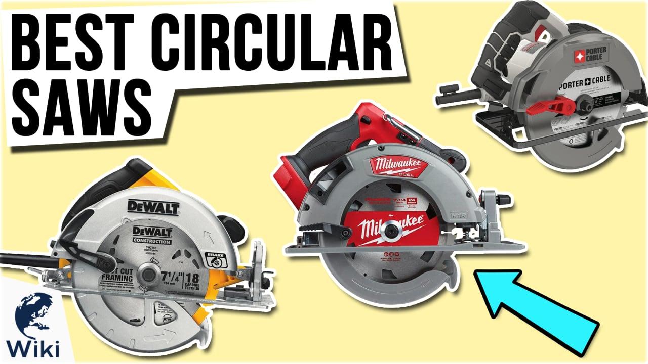 10 Best Circular Saws