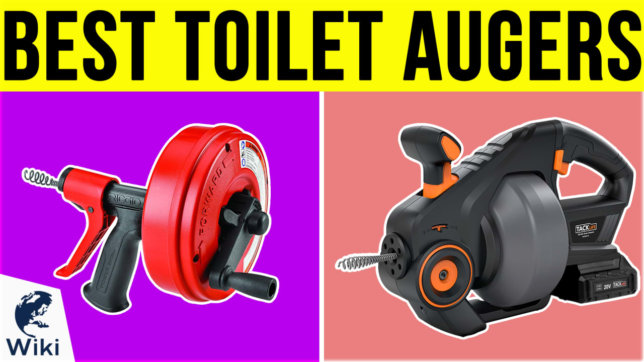 10 Best Toilet Augers