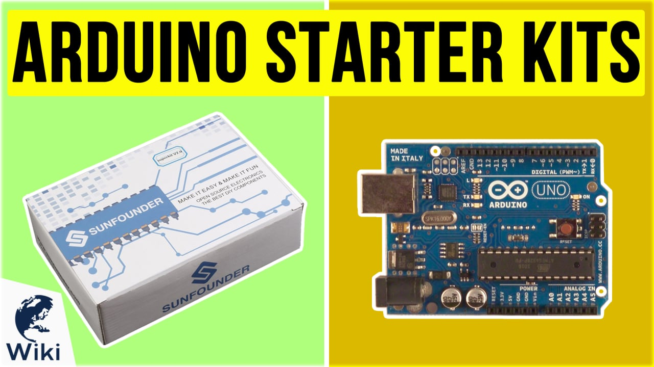 10 Best Arduino Starter Kits