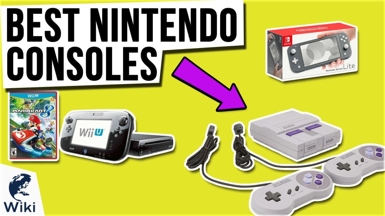 10 Best Nintendo Consoles