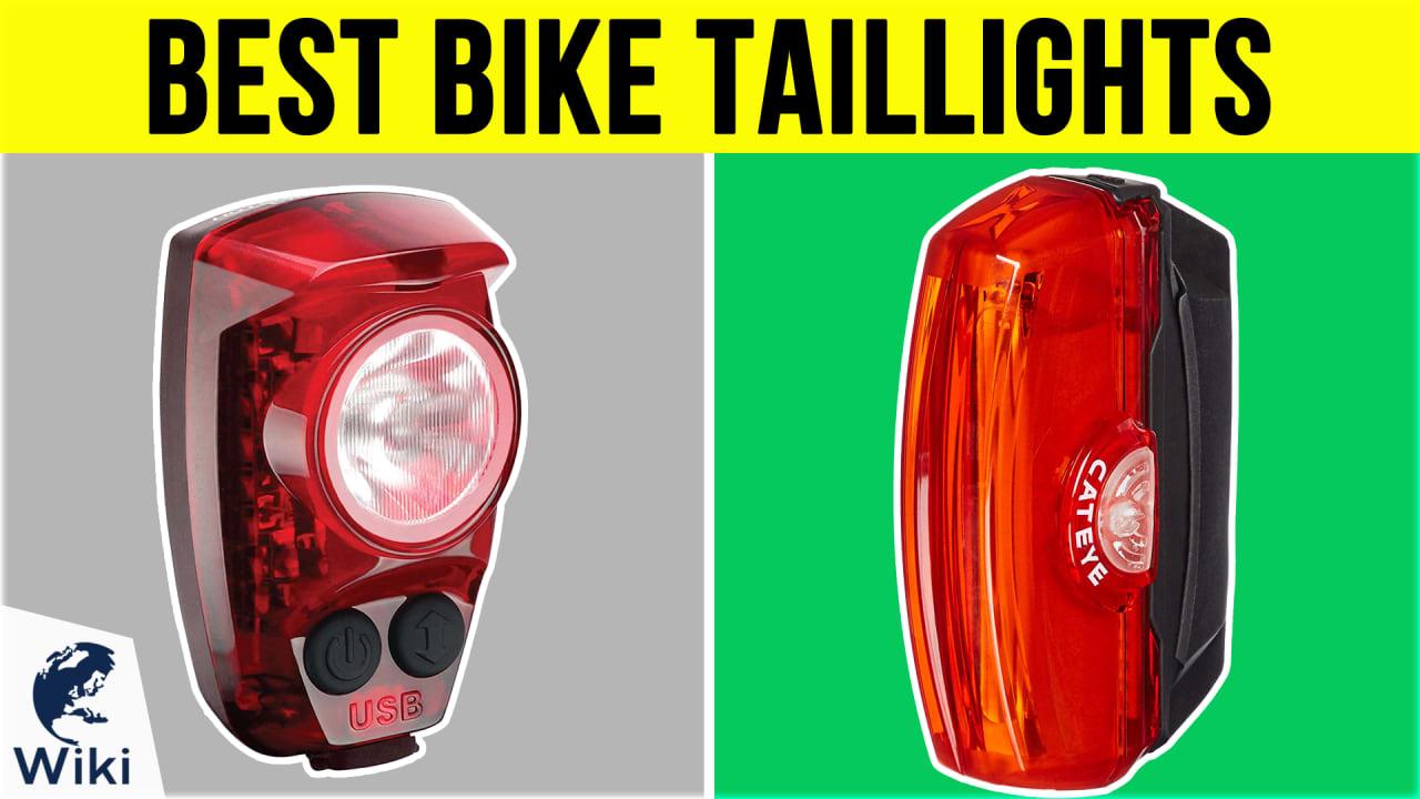 10 Best Bike Taillights