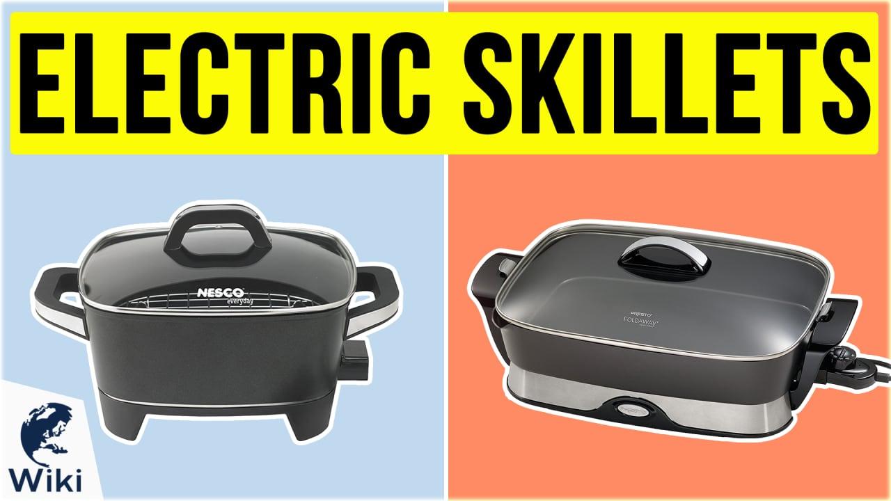 10 Best Electric Skillets