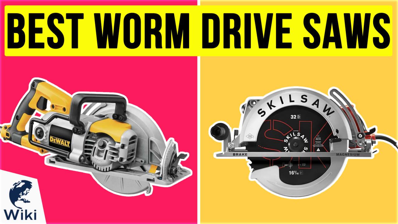 10 Best Worm Drive Saws