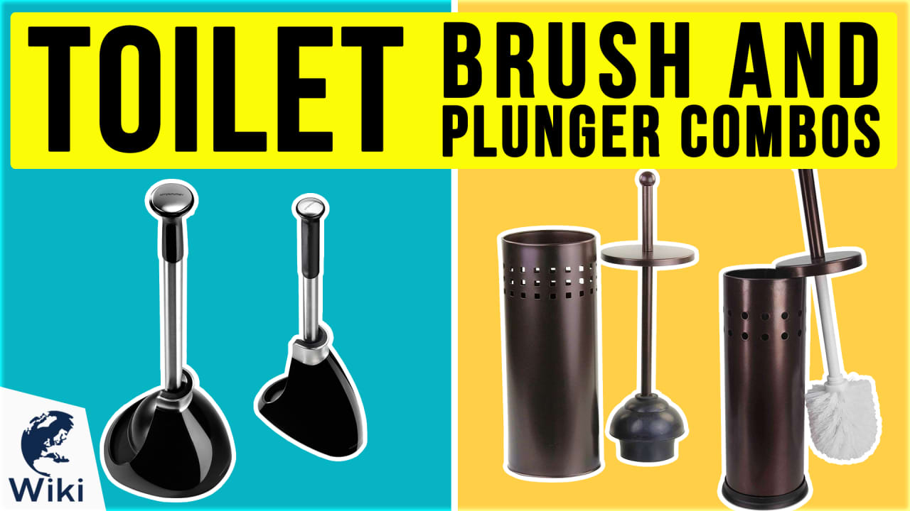 10 Best Toilet Brush And Plunger Combos